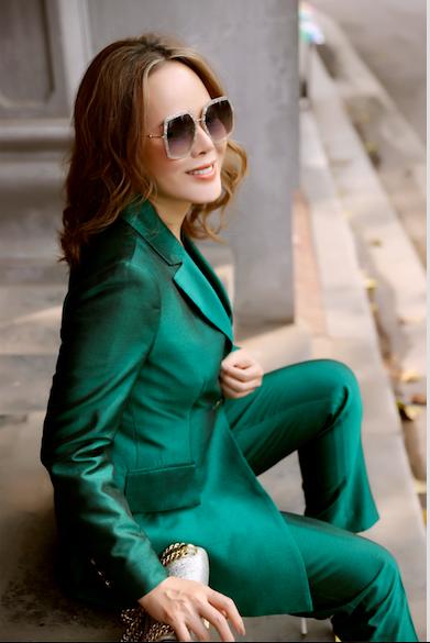 Bí quyết giữ gìn sắc vóc hoàn hảo của Mrs Việt Nam Trần Hiền - Ảnh 3.