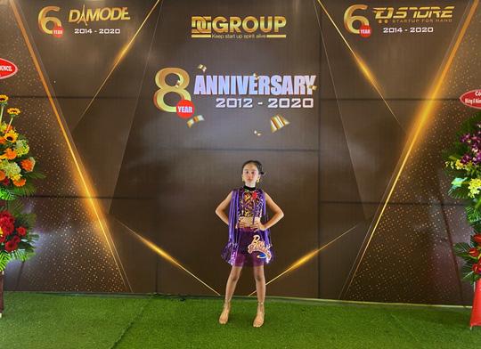 Sena Minh Anh thần tượng Fashionista của giới trẻ trong tương lai - Ảnh 9.
