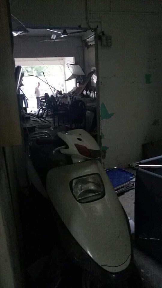 CLIP: Một số hình ảnh về vụ nổ ở TP HCM do Tổ chức khủng bố Triều đại Việt gây ra - Ảnh 2.