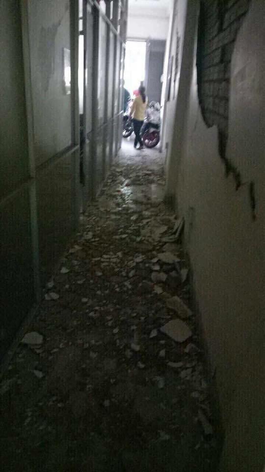 CLIP: Một số hình ảnh về vụ nổ ở TP HCM do Tổ chức khủng bố Triều đại Việt gây ra - Ảnh 3.
