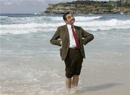 Rowan Atkinson chán ghét vai diễn Mr Bean - Ảnh 2.