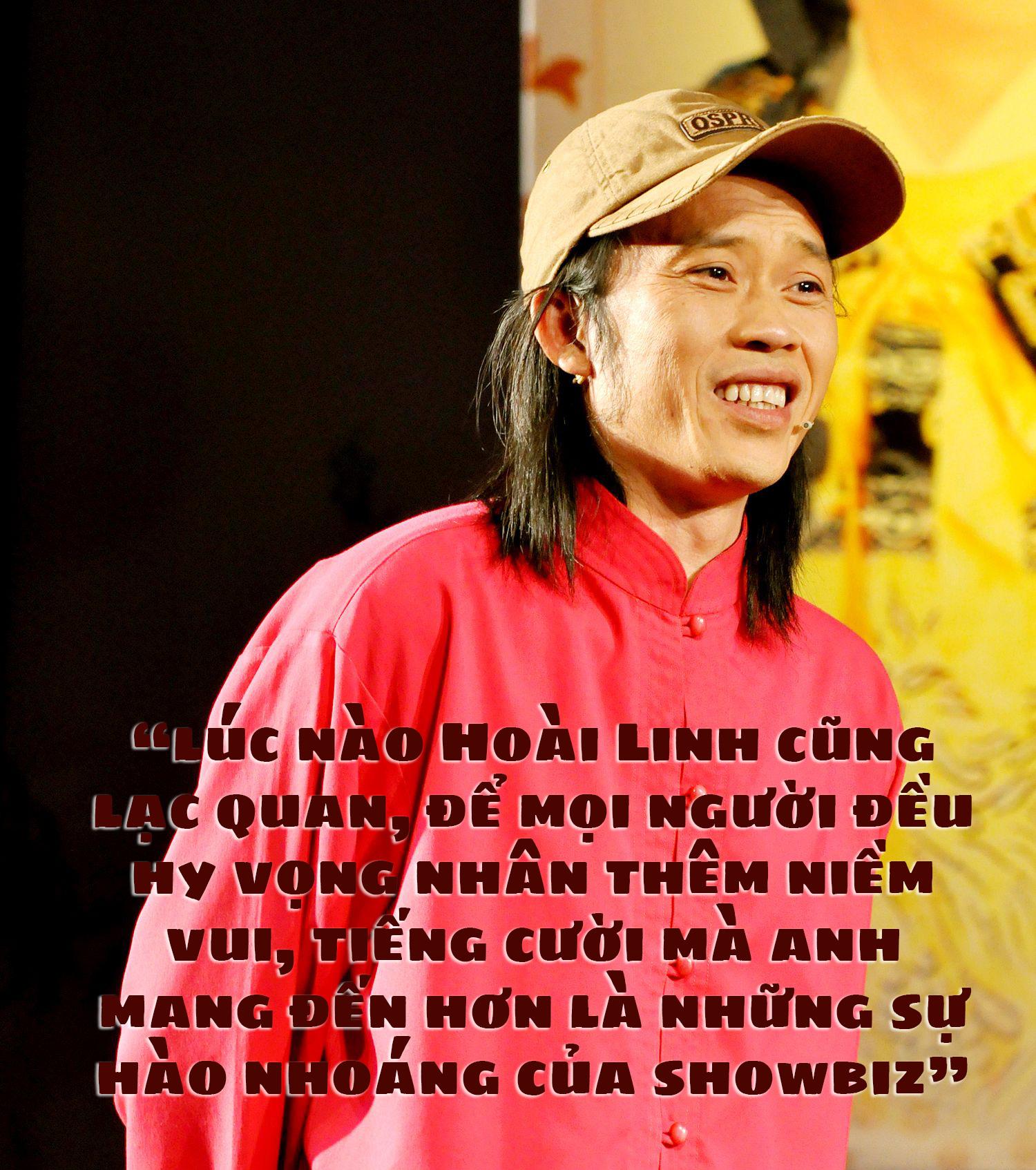 [eMagazine] NSƯT Hoài Linh: Biểu tượng của làng hài Việt - Ảnh 3.