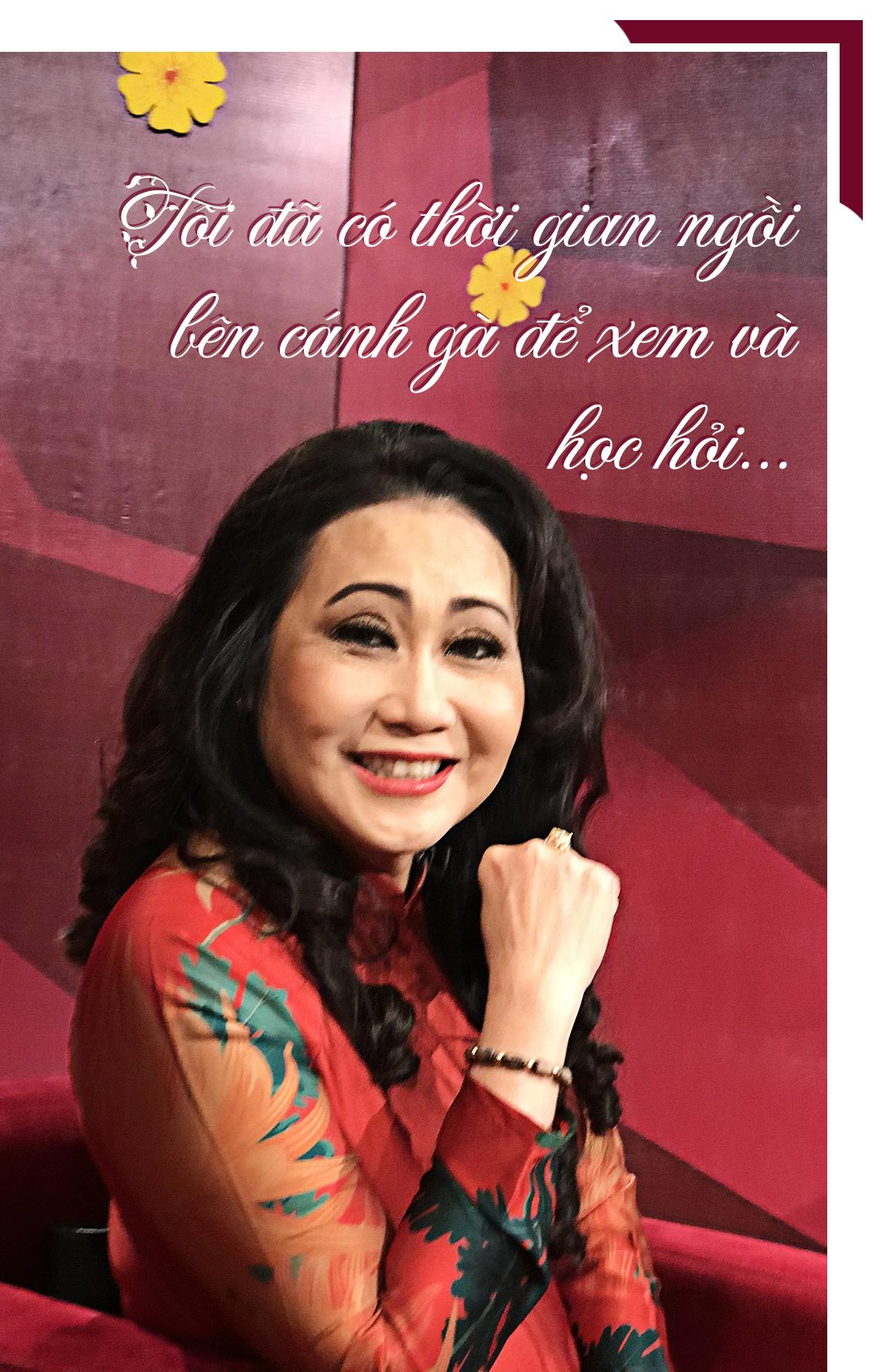 [eMagazine] Nghệ sĩ Thanh Hằng: Giải Mai Vàng là niềm động lực to lớn - Ảnh 3.