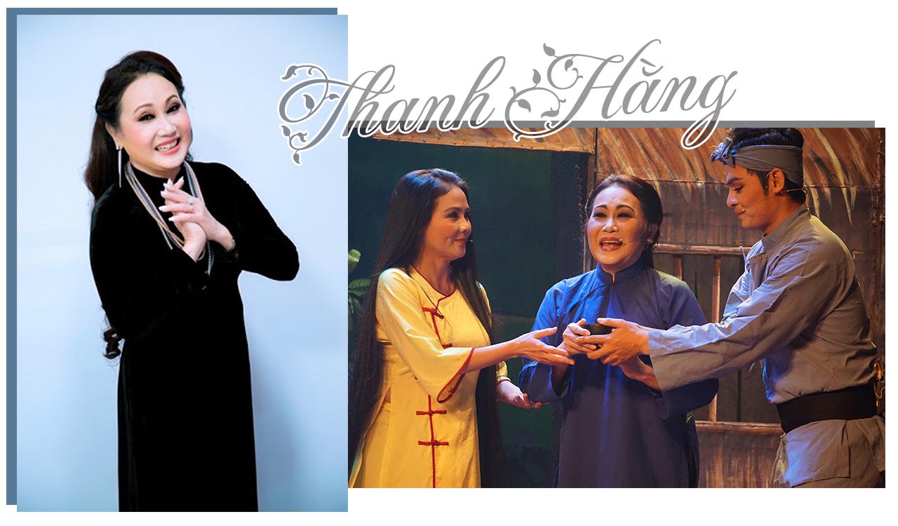 [eMagazine] Nghệ sĩ Thanh Hằng: Giải Mai Vàng là niềm động lực to lớn - Ảnh 4.