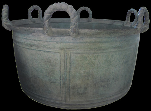 3 bảo vật quốc gia độc nhất vô nhị ở Bảo tàng Thanh Hóa - Ảnh 6.