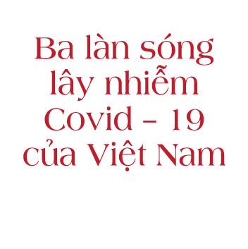 [eMagazine] - Việt Nam đang trải qua làn sóng lây nhiễm Covid-19 lần thứ 3, bao giờ kết thúc? - Ảnh 8.