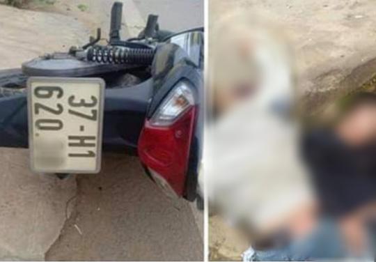 Liên tiếp xảy ra 2 vụ tai nạn làm 2 người chết, 2 người bị thương - Ảnh 1.
