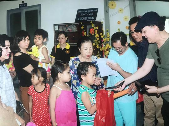 Kỳ nữ Kim Cương khởi động chương trình chăm sóc bệnh nhi ung thư - Ảnh 5.