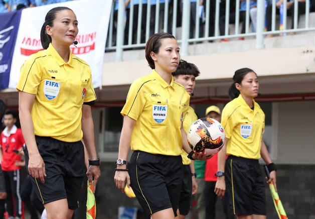 Trọng tài Việt Nam được FIFA nhắm điều hành World Cup Bóng đá nữ 2023 - Ảnh 1.