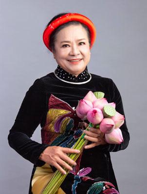 Nghệ sĩ Tú Trinh: Tôi sợ lặp lại chính mình - Ảnh 1.