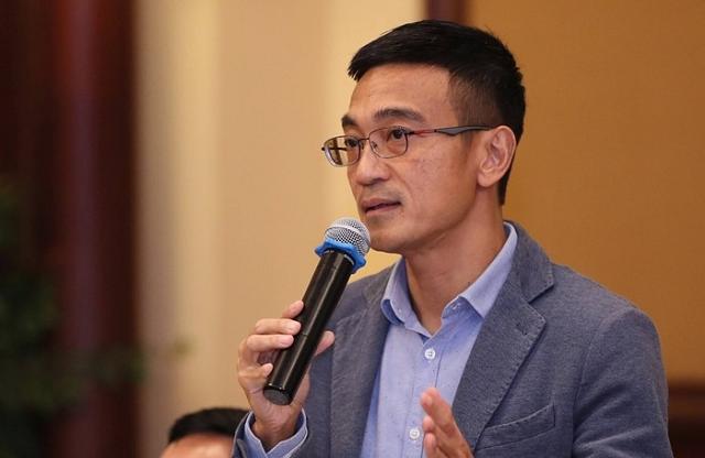 Ông Lê Hải Trà làm tổng giám đốc Sở Giao dịch Chứng khoán TP HCM - Ảnh 1.