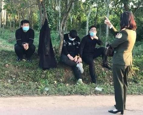 Diễn biến mới nhất vụ nhóm người Trung Quốc bỏ chạy sau cuộc gọi khẩn - Ảnh 1.