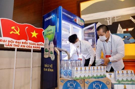 Sản phẩm Vinamilk được chọn phục vụ cho các sự kiện lớn của quốc gia - Ảnh 5.