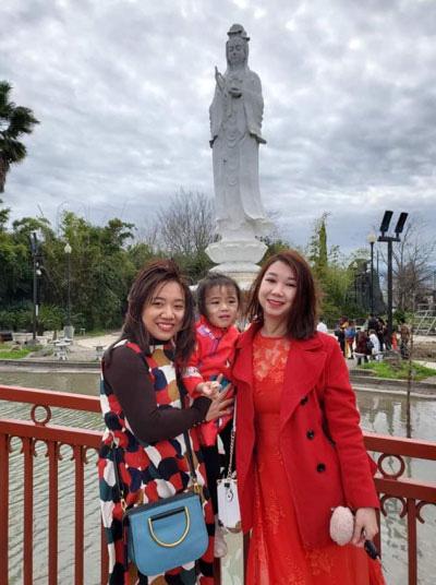 Tết Việt về nhà ở nước ngoài - Ảnh 1.