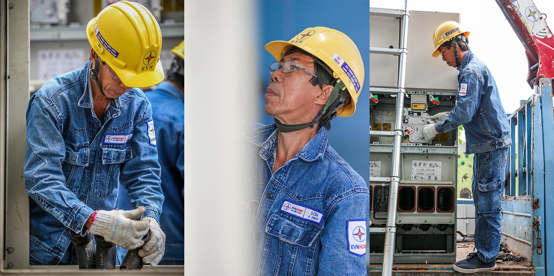 [eMagazine] Ngày thường của thợ điện Anh hùng lao động - Ảnh 7.