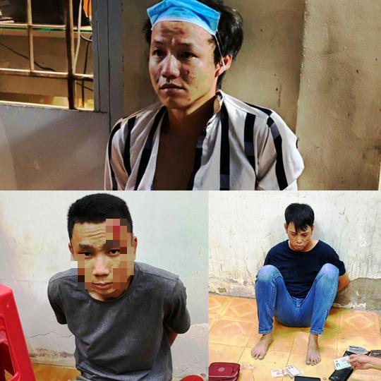 Cảnh sát hình sự tóm gọn băng cướp liên tỉnh miền Tây - Ảnh 1.
