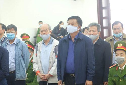 Ông Đinh La Thăng bị đề nghị 12- 13 năm tù - Ảnh 1.