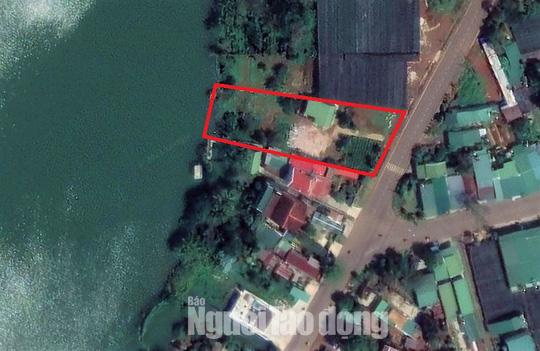 Buộc cưỡng chế tháo dỡ biệt thự khủng không phép ở TP Bảo Lộc - Ảnh 4.