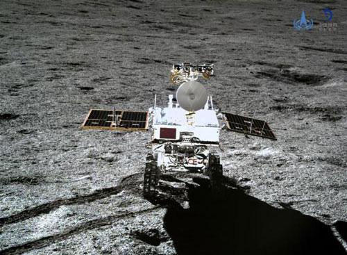 Nga bắt tay Trung Quốc trên mặt trăng - Ảnh 1.