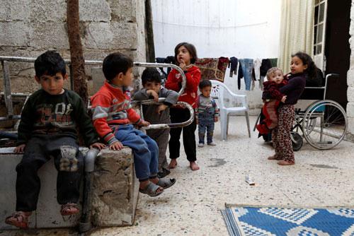 10 năm cuộc chiến Syria - Ảnh 1.