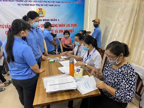 31.700 CNVC-LĐ nữ được học tập, nâng cao tay nghề - Ảnh 1.