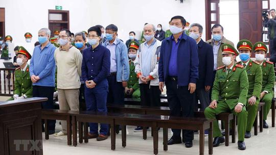 Mức án đối với ông Đinh La Thăng và Trịnh Xuân Thanh - Ảnh 1.