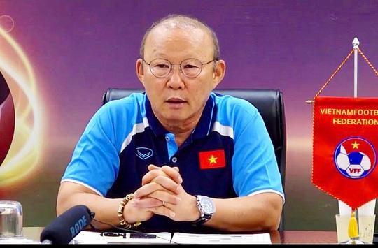 """HLV Park Hang-seo: """"Anh Đức ở tuổi 36 vẫn nằm trong kế hoạch dự vòng loại  World Cup 2022"""" - Báo Người lao động"""