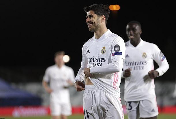Ngựa ô Atalanta dừng bước, Real Madrid vào tứ kết Champions League - Ảnh 6.