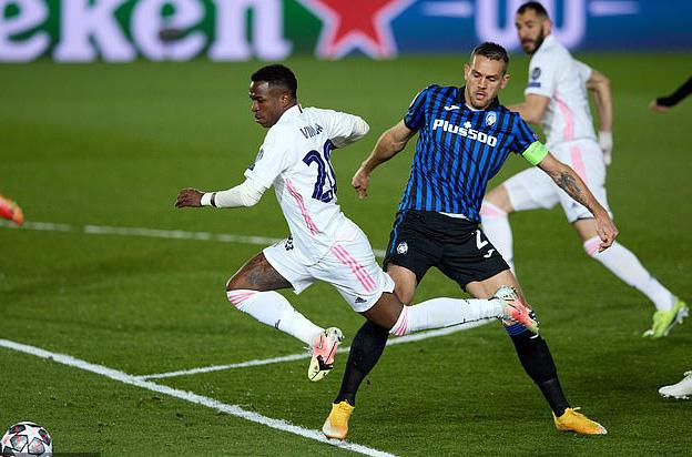 Ngựa ô Atalanta dừng bước, Real Madrid vào tứ kết Champions League - Ảnh 4.