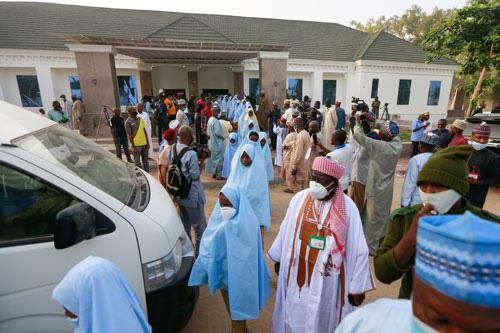 Bắt cóc bùng phát ở Nigeria - Ảnh 1.