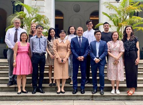 Nước Pháp chờ đón học sinh Việt Nam - Ảnh 1.
