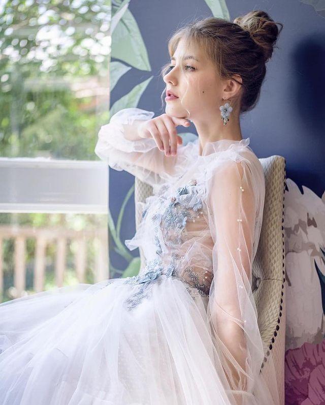 """Vẻ đẹp """"thiên thần"""" của tân Hoa hậu Trái đất Belarus - Ảnh 8."""