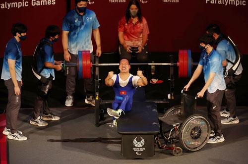 Thỉnh nguyện 100.000 chữ ký xin tổ chức Para Games 11 - Ảnh 1.