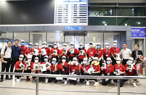Nhật tiếp nhận trở lại lao động nước ngoài - Ảnh 1.