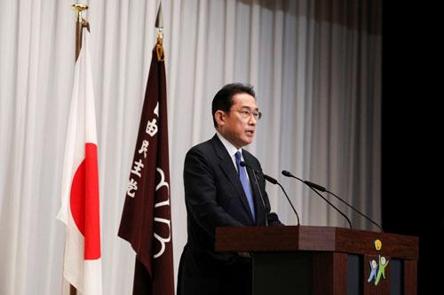 Ưu tiên của tân Thủ tướng Nhật Kishida Fumio - Ảnh 1.