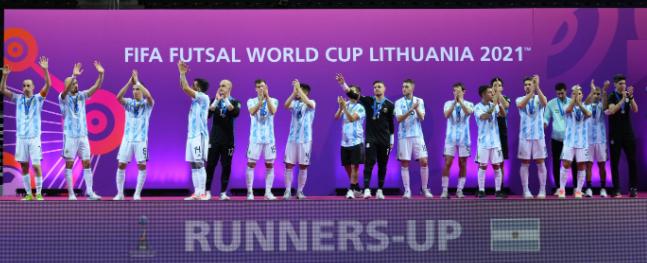 Bồ Đào Nha lần đầu vô địch futsal thế giới - Ảnh 3.