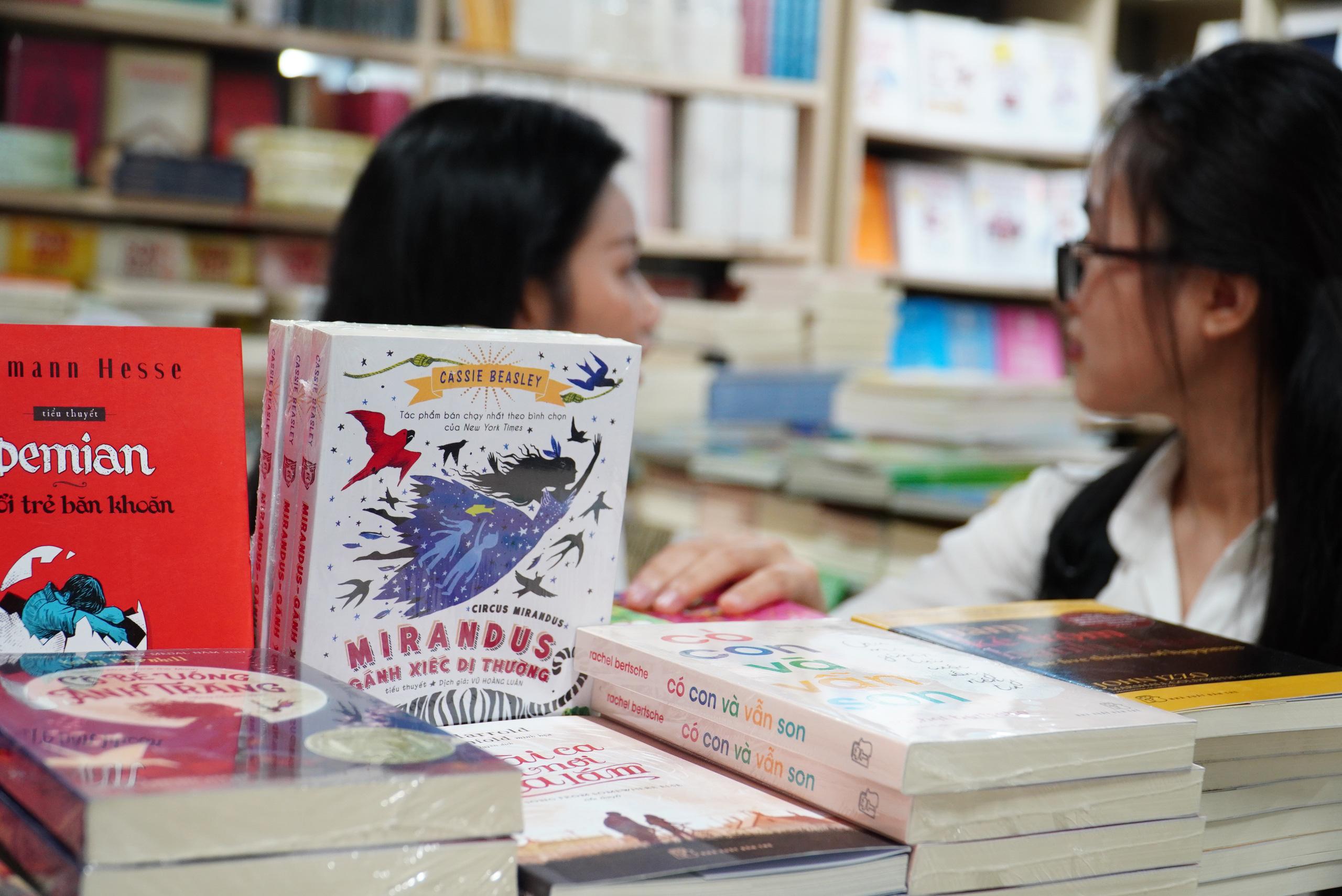 Hành trình tuổi 40 của Nhà xuất bản Trẻ - Ảnh 14.