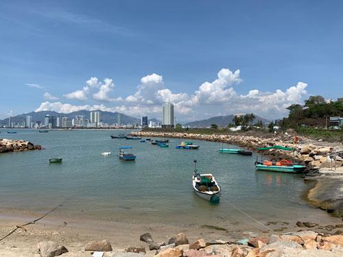 Thu hồi đất dự án lấn vịnh Nha Trang - Ảnh 1.