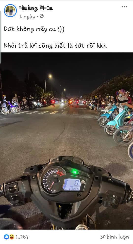 Cục CSGT làm việc với 2 Facebooker từng khoe chặn cao tốc TP HCM - Long Thành - Dầu Giây để đua xe - Ảnh 4.