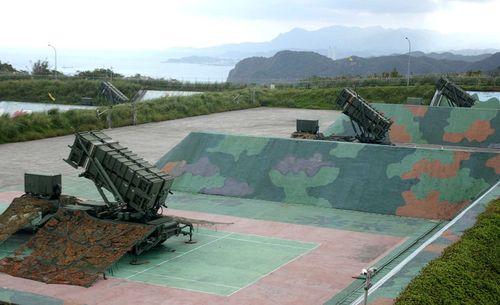 Đài Loan mua tên lửa mới của Mỹ để phòng Trung Quốc - Ảnh 1.
