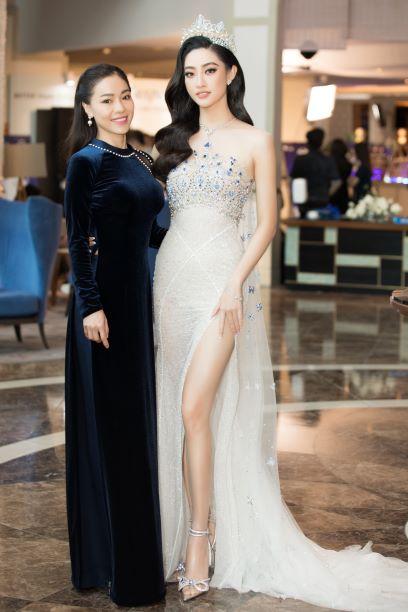 Đàm Vĩnh Hưng, Trần Tiểu Vy cùng tìm kiếm hoa hậu - Ảnh 3.