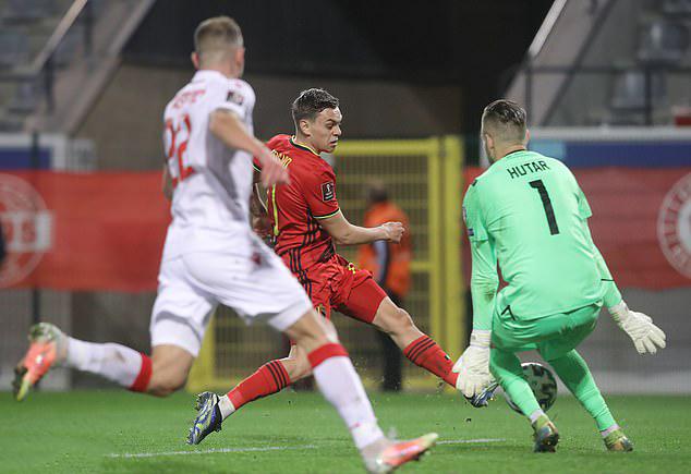 Bỉ, Hà Lan dội mưa 15 bàn, thắng đậm vòng loại World Cup - Ảnh 4.