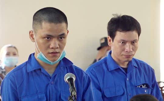 Án tử hình cho 2 kẻ vận chuyển gần 40 kg ma túy từ Campuchia về TP HCM - Ảnh 2.
