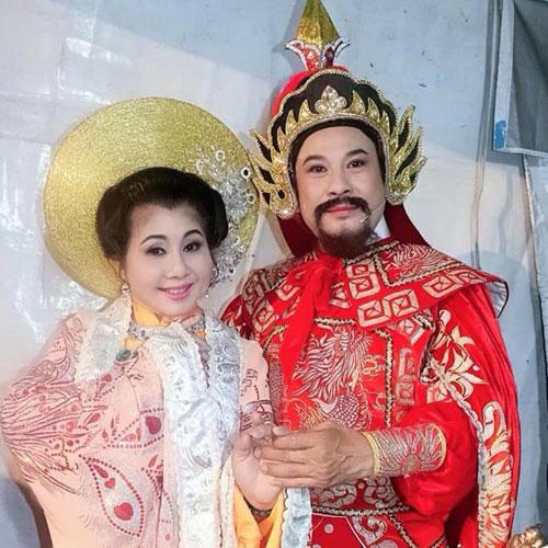 Vợ chồng nghệ sĩ Chí Linh - Vân Hà: Phải chắp cánh cho tài năng bay cao - Ảnh 1.
