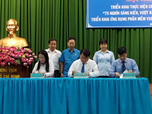 Quận Bình Tân, TP HCM: Phấn đấu thực hiện ít nhất 1.000 sáng kiến - Ảnh 1.