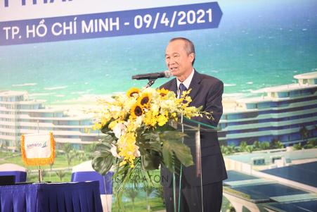 Chủ tịch Sacombank tại Lễ ký hợp tác toàn diện với Bamboo Airways: Hai thương hiệu, triệu giá trị - Ảnh 3.