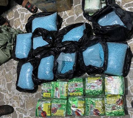 Bộ Công an thông tin có tổ chức ma túy in giả logo Đài Truyền hình Việt Nam gắn vào xe - Ảnh 4.