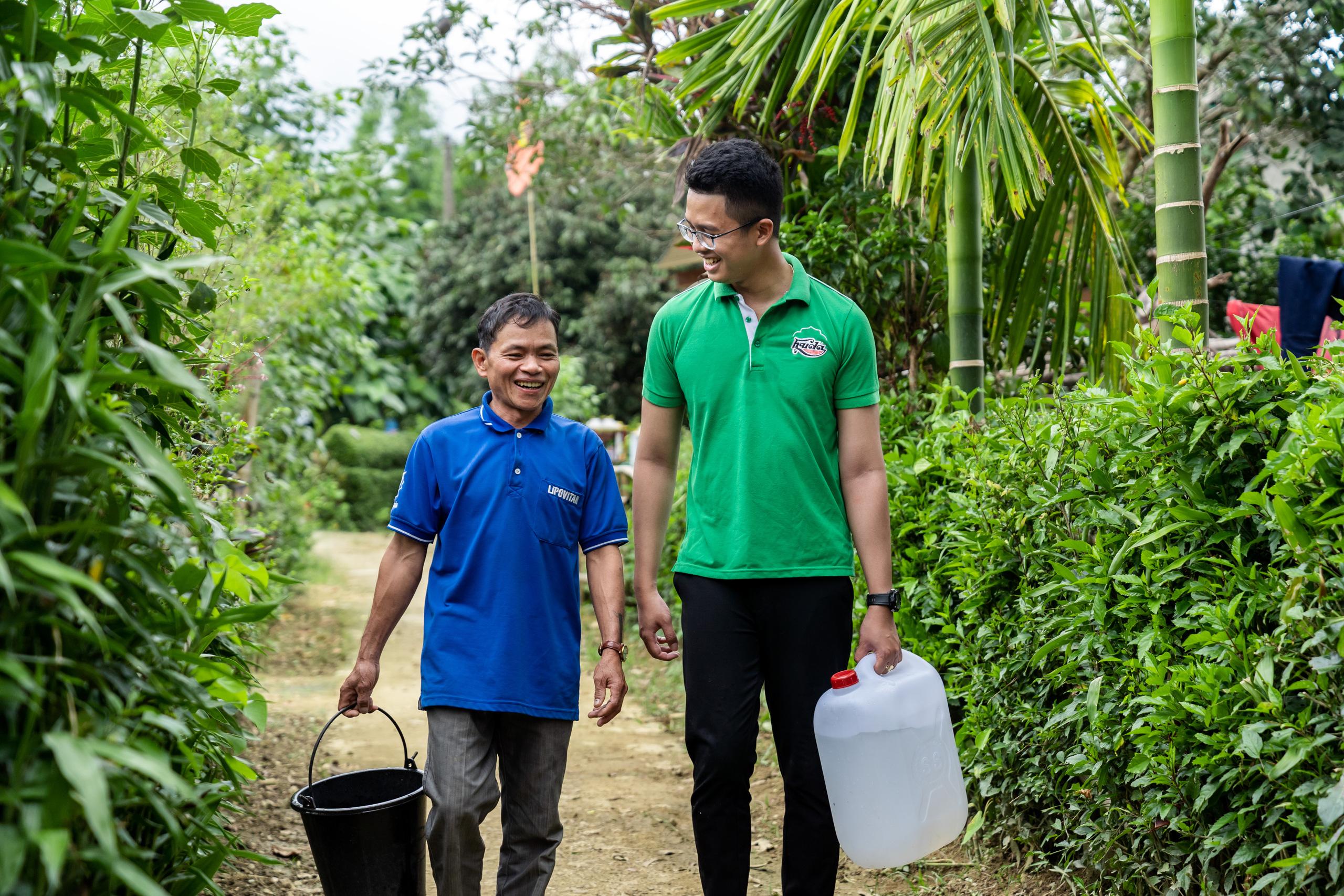 Carlsberg Việt Nam năm thứ 3 đưa nước sạch đến với 4 tỉnh miền Trung - Ảnh 1.