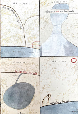 Nhà văn Đỗ Bích Thúy ra mắt bộ ấn phẩm Về - Ảnh 1.