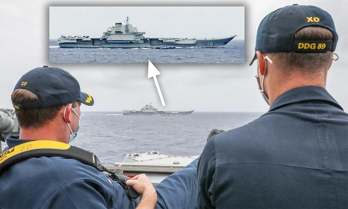 [eMagazine] Thông điệp ngầm của Mỹ trên biển Đông - Ảnh 9.